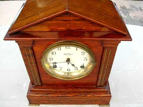dating seth thomas antique clocks