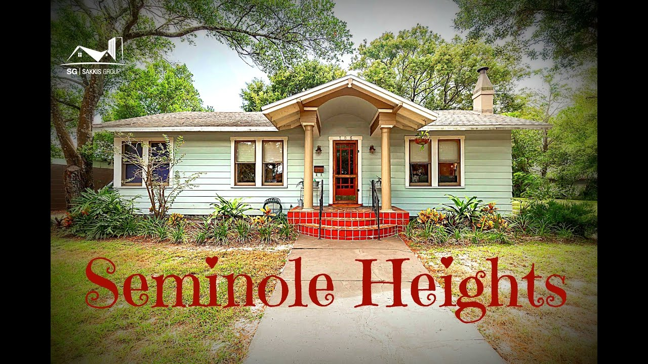 seminole heights homes for sale 106 w comanche ave tampa fl the sakkis group keller williams