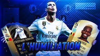 FUT 18 | L' HUMILIATION EST TOTALE !!