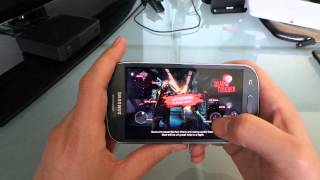 Samsung Galaxy Express GT-I8730  Test Review Unpacked