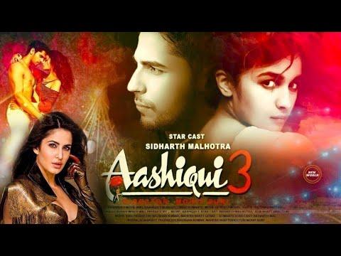 Download Aashiqui 3 Movie Official Trailer 2018   Sidharth Malhotra   Alia Bhatt  