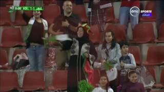 بطولة كاس العالم العسكرية - محمد أمين يسجل هدف التعادل للجزائر في مرمى منتخب مصر