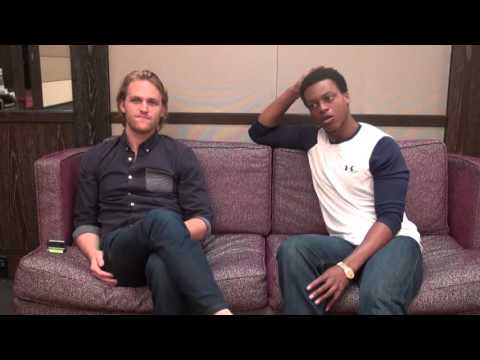 Everybody Wants Some   with Wyatt Russell and J. Quinton Johnson