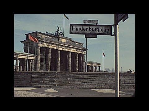 Berlin (West Berlin) 1976 archive footage