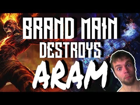 Brand Destroying Another Aram Youtube Graves aram has a 57.52% win rate in platinum+ on patch 10.25 coming in at rank 5 of 153 and graded s tier on the lol tierlist. youtube