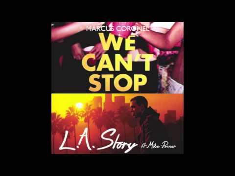 L.A. Story Can't Stop (Remix/Mashup)