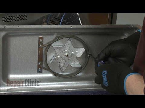 Convection Heating Element - Kitchenaid Microwave #KMBP100ESS01