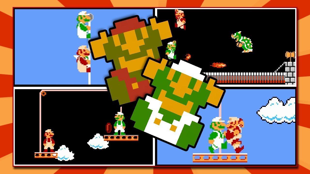 Nes games download rom super mario | Super Mario Bros NES
