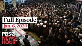 PBS NewsHour West live episode, Jan 6, 2020