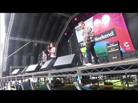 Rocheii Tour Diary - The Big Weekend, Cambridge