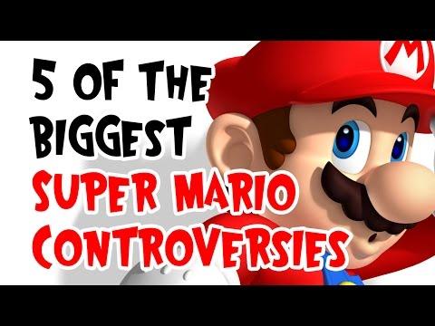 5 of the biggest Super Mario Controversies