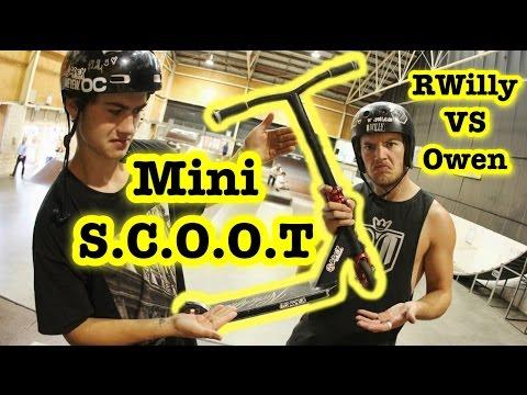 Ryan Williams VS Owen Carter | Game Of MINI S.C.O.O.T