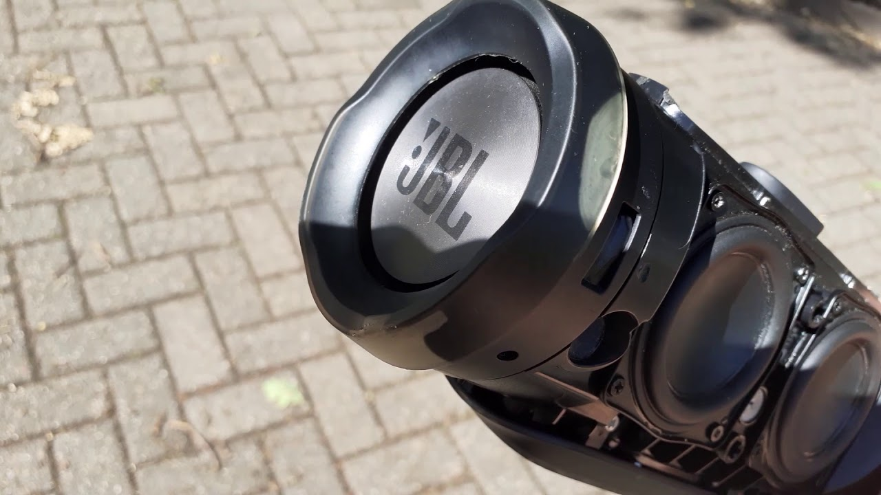 JBL charge 3 /bass test GG/