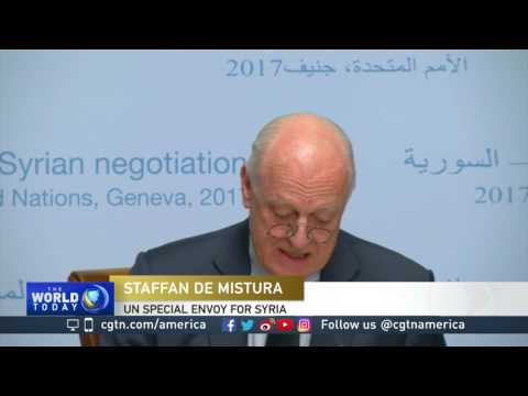 New round of Syrian peace talks begin in Geneva