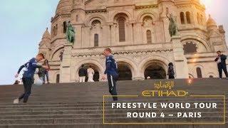 Freestyle World Tour - Round 4:  Paris | Etihad wi...
