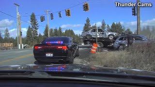 Best Car Collision Compilation of 2019 so far - Most Insane Driving Fails (Part 27)