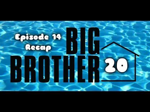 Big Brother Season 20 BB20SPOILERS Episode 14 Recap