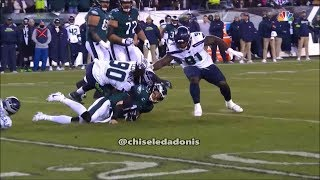 2019 NFL Playoffs Wildcard Weekend Game #4 Highlight Commentary (Seahawks vs Eagles)