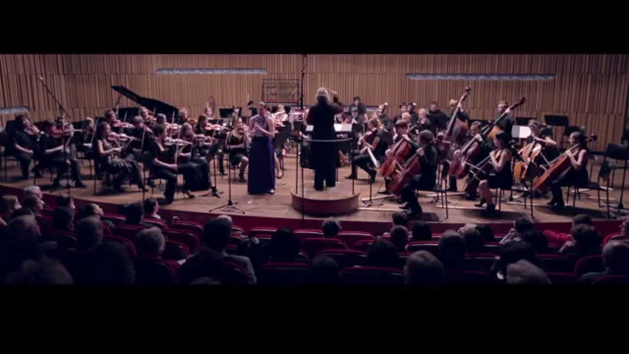 Carl Maria von Weber: Clarinet Concerto No. 2 in E flat major, op. 74. Anna Paulová