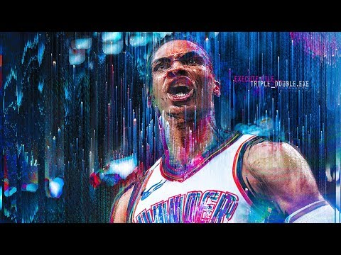 Best Moments Of Russell Westbrook's Third Consecutive Triple Double Season | Game Highlights