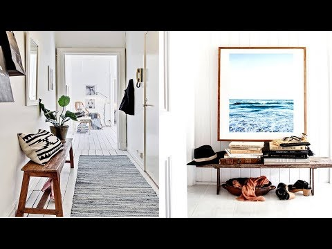 Entryway Ideas on Any Budget |  Entryway Decorating Ideas