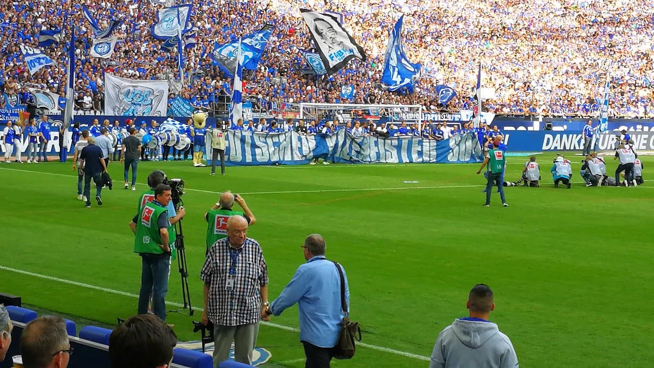 Schalke Vizemeister