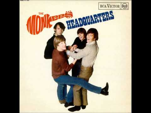 The Monkees - The Girl I Knew Somewhere - Mike Nesmith Vocal