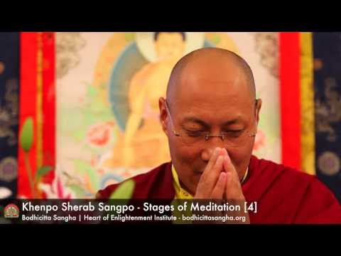 Stages of Meditation Retreat [session 4]