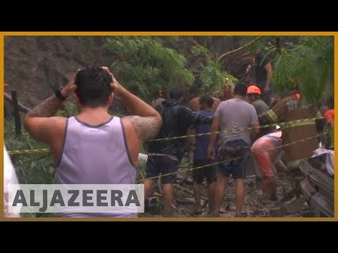 🇧🇷 Brazil: Search for survivors continue after buildings tumble | Al Jazeera English