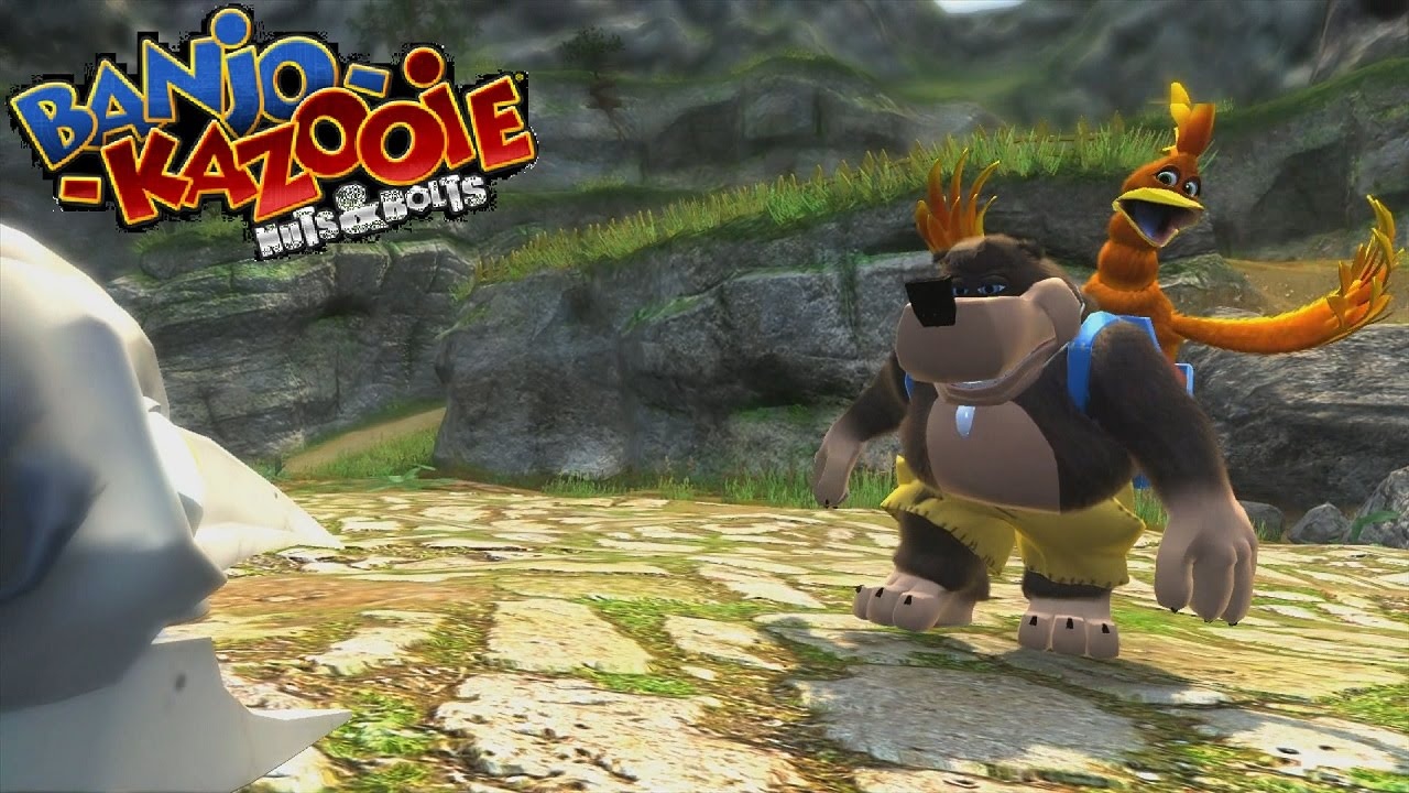 120 Games Like Banjo Kazooie: Nuts and Bolts – Games Like