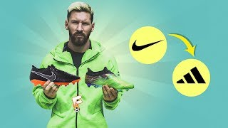 Did You Know Famous Footballers Who Changed Their Boots Brand ⚽ Footchampion