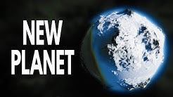 """NEW PLANET - Space Engineers """"Frostbite"""" Major Update"""