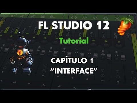 FL Studio 12 - Aprende a Manejarlo - Capítulo 1 - Interface - Tutorial:freedownloadl.com  music, download, instrument, 1212, studio, song, window, art, equal, fl, mixer, edit, softwar, audio, free, state