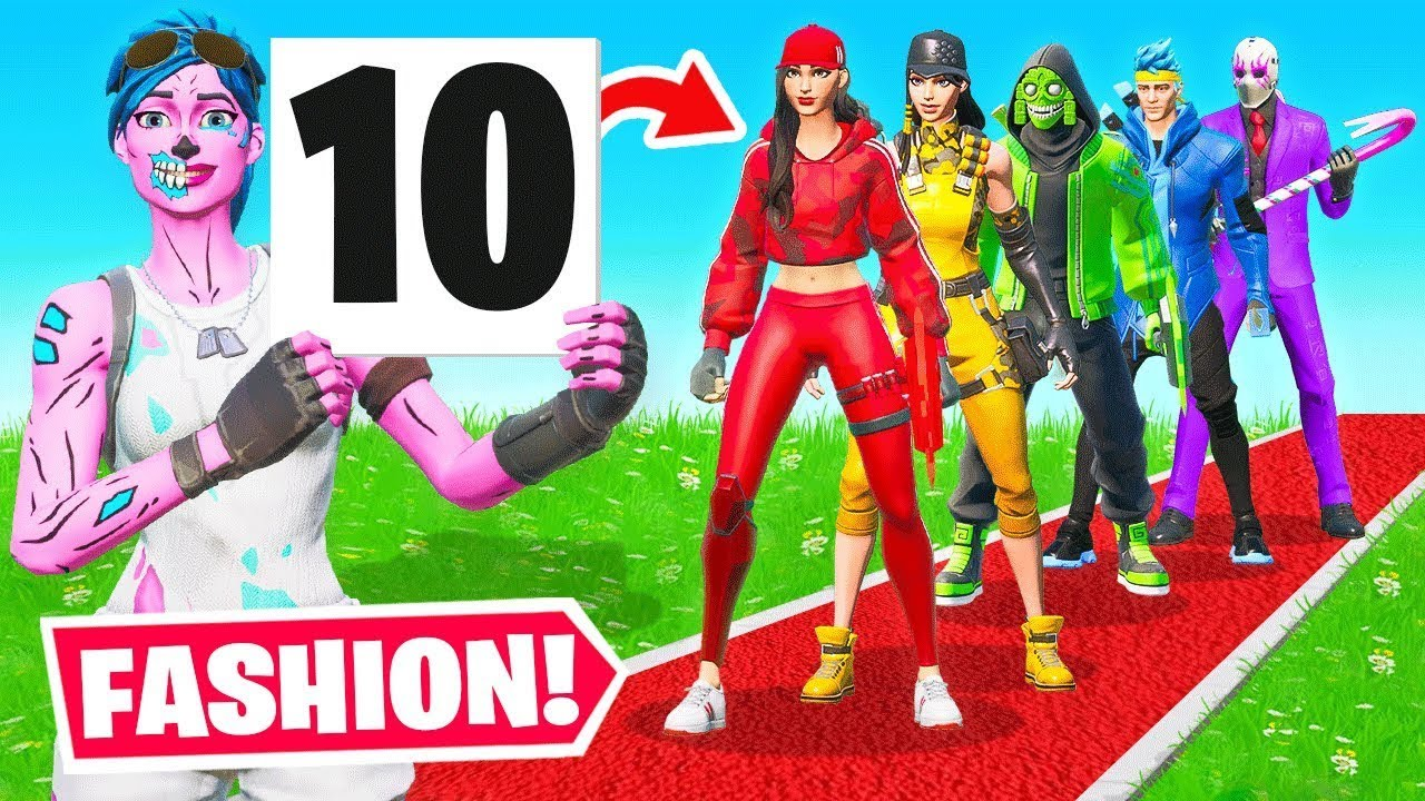Fortnite Fashion show Live! | Custom Matchmaking |SOLO/DUOS/SQUADS | Win=SHOUTOUT | Na-East |