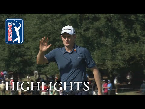 Justin Rose's highlights | Round 2 | TOUR Championship 2018
