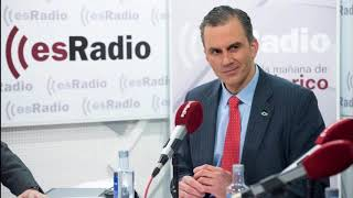 Entrevista en Es Radio 18/04/2019 a Javier Ortega Smith