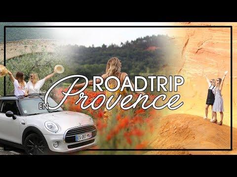 VLOG : Notre Roadtrip En Provence