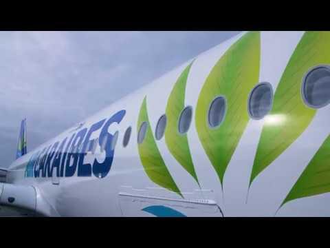 Vol d'essai : Airbus A350 d'Air Caraïbes