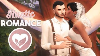 RUSTIC ROMANCE STUFF // The Sims 4 // Fan Made Pack