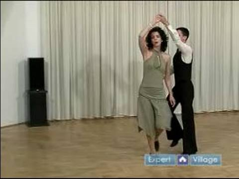 Jive Dance Steps for Beginners : Right to Left Change of Place with Partner: Jive Dancing Steps