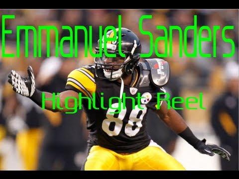 Emmanuel Sanders - Highlight Reel (BEAST)
