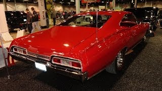 1967 Chevrolet Chevy Impala Super Sport SS 427 - My Car Story with Lou Costabile