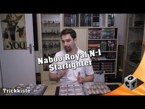 [DE] Trickkiste Folge 110 - Naboo Royal N-1 Starfighter