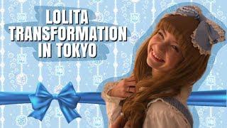 Alice Little in Japan - Lolita Tranformation