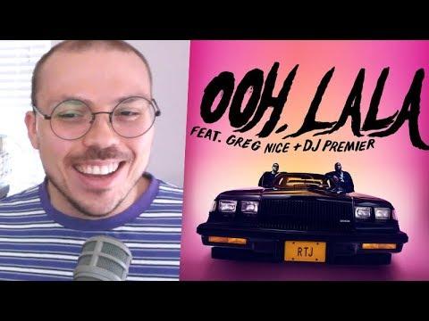 """Run the Jewels - """"Ooh LA LA"""" TRACK REVIEW"""
