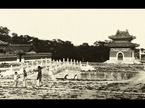 Oldest photos show beauty of Chinese landmarks with barely any tourists