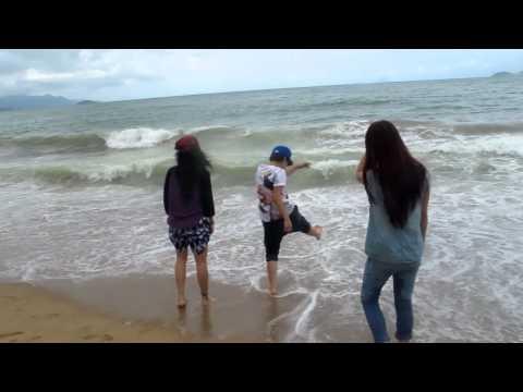 X5 tắm biển Nha Trang - part 2