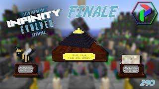 Infinity Bee & Creative Mana Pool  🎓 FTB Infinity Evolved Skyblock #290 [ENDE]