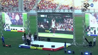 În direct, Simona Halep, de pe Arena Națională!