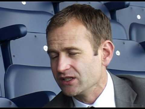 Dan Ashworth on West Bromwich Albion's transfer plans